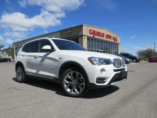 2017 BMW X3 xDrive28i in Stittsville, Ontario