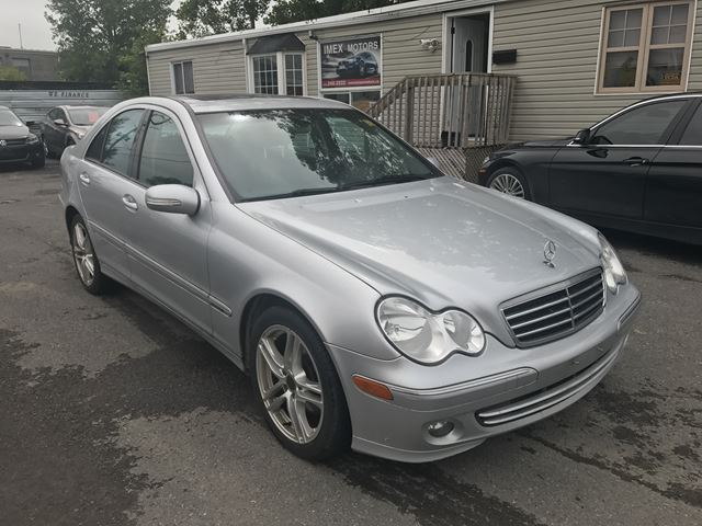 2007 MERCEDES-BENZ C-CLASS 3.0L AVANTGARDE in Ottawa, Ontario