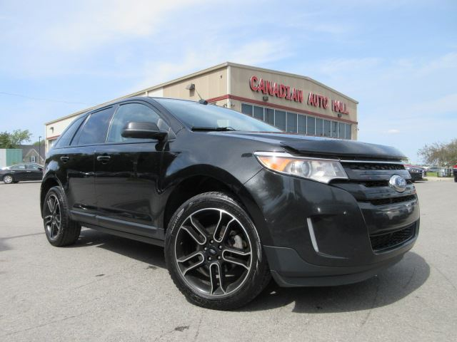 2014 Ford Edge SEL AWD, NAV, ROOF, LEATHER! in Stittsville, Ontario