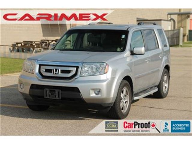 2010 HONDA PILOT EX-L Sunroof   Leather   Power-Seats in Kitchener, Ontario