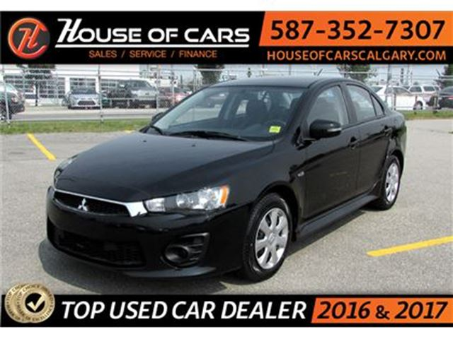 2016 MITSUBISHI LANCER ES / Bluetooth in Calgary, Alberta