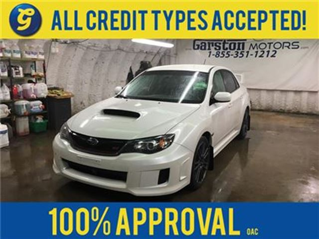 2011 SUBARU IMPREZA STI*AWD*LEATHER*TRACTION CONTROL*SI-DRIVE*PHONE CO in Cambridge, Ontario