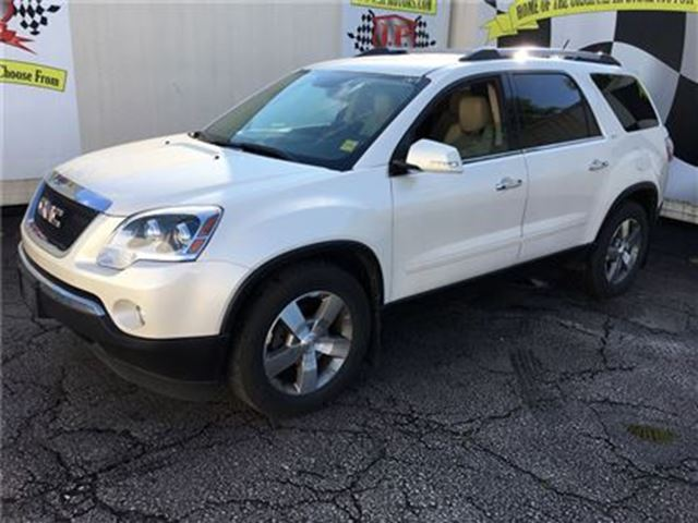 2011 GMC ACADIA SLT1 in Burlington, Ontario