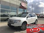 2010 Ford Edge LIMITED NAV PANO ROOF LOADED in Cambridge, Ontario
