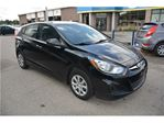 2013 Hyundai Accent GL/HATCHBACK/AUTO/AC/HEATED SEATS in Milton, Ontario