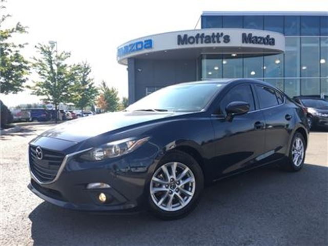 2014 MAZDA MAZDA3 GS BACKUP CAM, BLUETOOTH, HEATED SEATS, 7 SCREEN in Barrie, Ontario