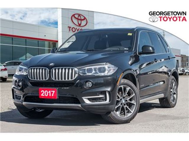 2017 BMW X5 xDrive35i in Georgetown, Ontario