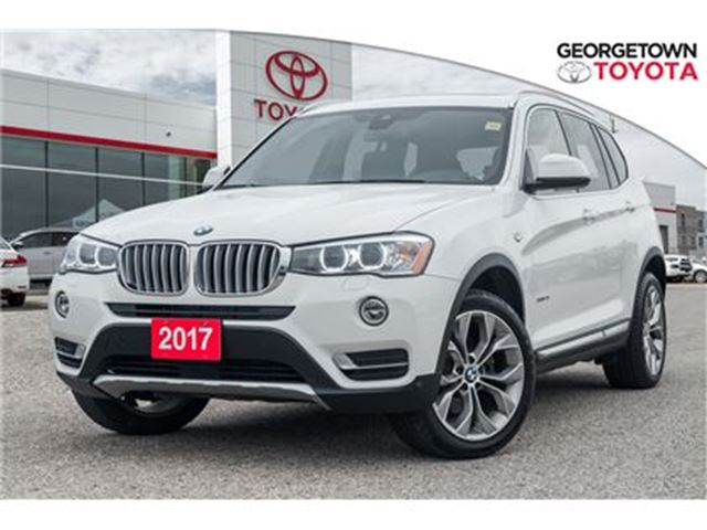 2017 BMW X3 xDrive28i in Georgetown, Ontario
