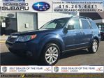 2012 Subaru Forester 2.5X Limited PKG, FROM 1.9% FINANCING AVAILABLE in Scarborough, Ontario