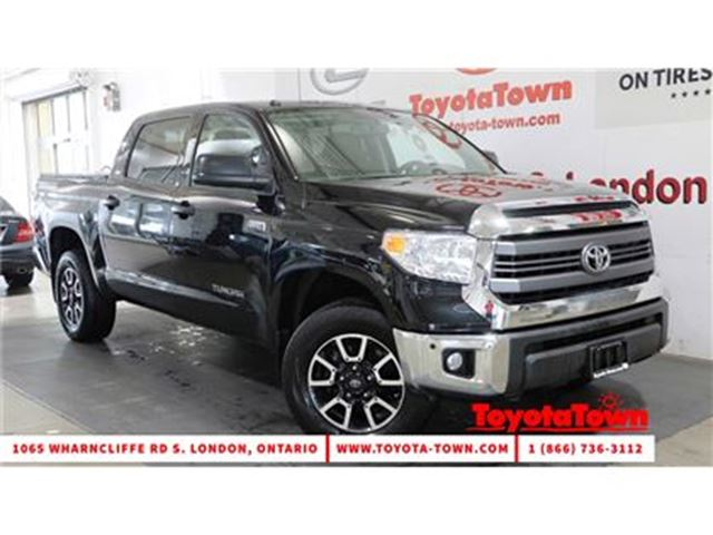 2014 TOYOTA TUNDRA CREWMAX TRD OFFROAD in London, Ontario