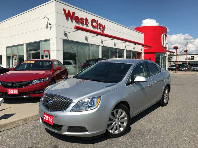 2015 BUICK VERANO BASE,BLUETOOTH,CRUISE,USB! in Belleville, Ontario