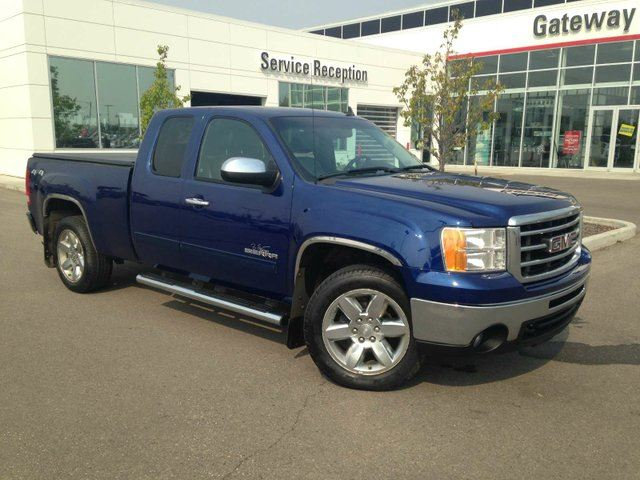 2013 GMC SIERRA 1500 SLT Backup Cam, Leather Seats, Memory Seats in Edmonton, Alberta