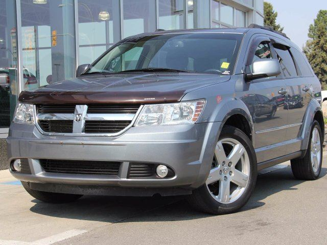 2010 DODGE JOURNEY SXT 4dr Front-wheel Drive in Kamloops, British Columbia