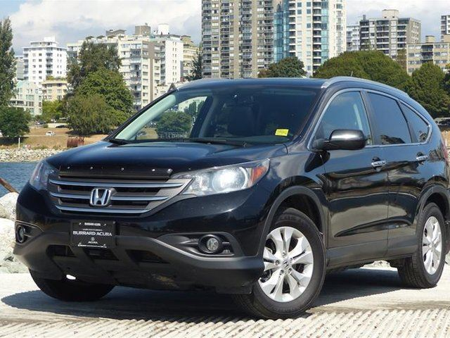 2012 HONDA CR-V Touring 4WD in Vancouver, British Columbia