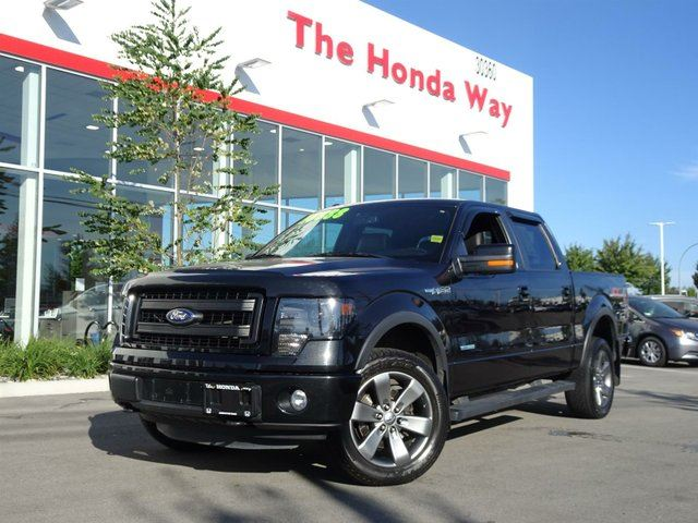 2014 FORD F-150 SuperCrew 4WD in Abbotsford, British Columbia