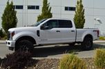 2017 Ford F-250 Platinum 4x4 SD Crew Cab 6.75 ft. box 160 in. WB in Kamloops, British Columbia