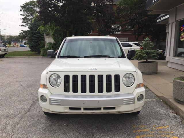 2008 JEEP PATRIOT LIMITED in Mississauga, Ontario