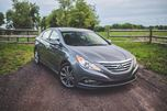 2014 Hyundai Sonata LIMITED - LEATHER - PANORAMIC ROOF - REVERSE CAM in Aurora, Ontario