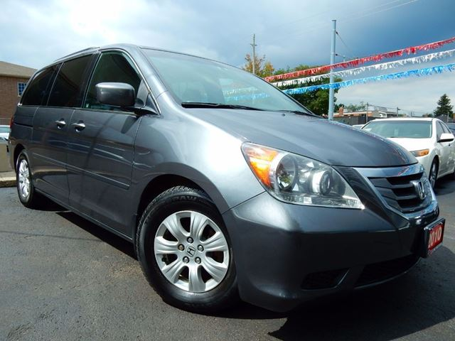 2010 HONDA ODYSSEY SE W/RES  POWER DOORS  TV/DVD  SUPER CLEAN in Kitchener, Ontario