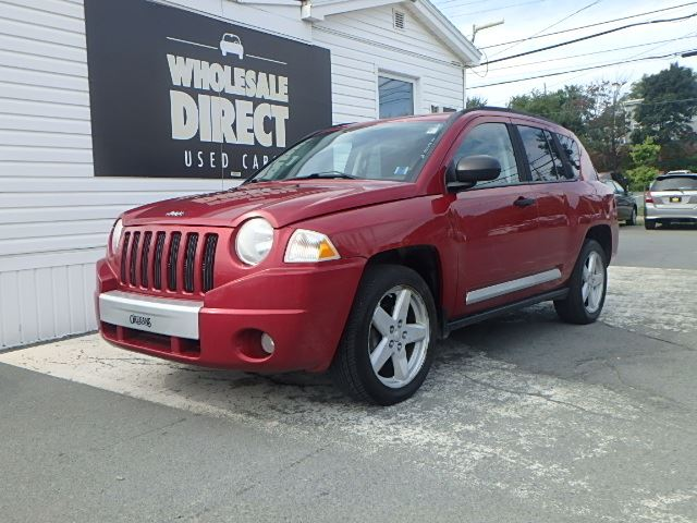 2007 JEEP COMPASS SUV LIMITED 4X4 2.4 L in Halifax, Nova Scotia