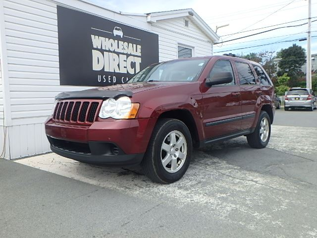2009 JEEP GRAND CHEROKEE SUV 4X4 LAREDO 3.7 in Halifax, Nova Scotia