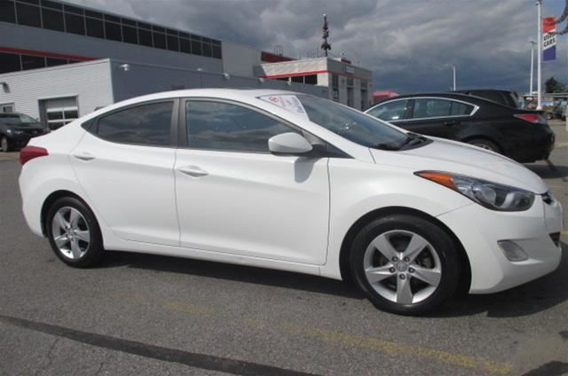 2013 HYUNDAI ELANTRA GLS at in Kanata, Ontario