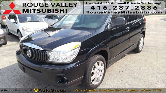 2007 BUICK RENDEZVOUS CX - NO ACCIDENT!! V6 3.5L, GREAT PRICE!! in Scarborough, Ontario