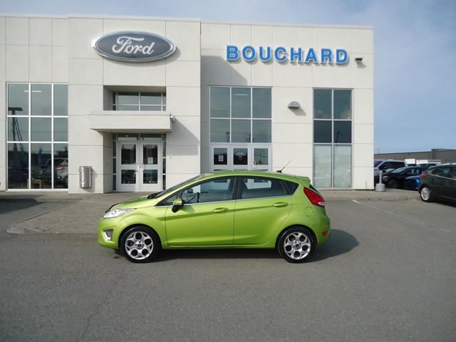 2011 Ford Fiesta SES in Rimouski, Quebec