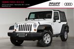 2013 Jeep Wrangler Sport 4WD 2dr Sport in Newmarket, Ontario
