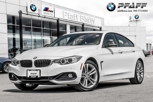 2016 BMW 428I xDrive Gran Coupe in Mississauga, Ontario