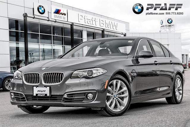 2016 BMW 5 SERIES 528i in Mississauga, Ontario