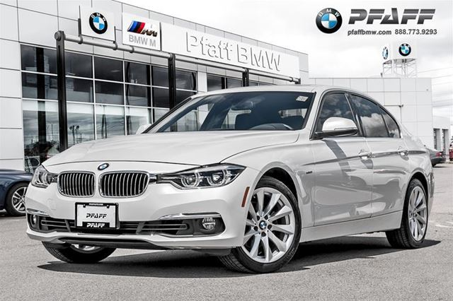 2016 BMW 3 SERIES 328 i xDrive in Mississauga, Ontario