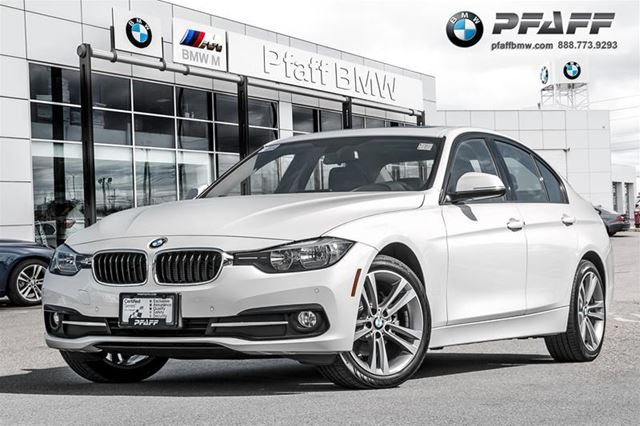 2016 BMW 3 SERIES xDrive in Mississauga, Ontario