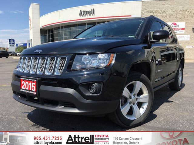 2015 JEEP COMPASS           in Brampton, Ontario