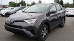 2017 Toyota RAV4 AWD LE+BLUETOOTH+BACKUP CAM   in Cobourg, Ontario