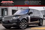 2017 Land Rover Range Rover SC Autobiography LWB AWD MassageSeats RearDVDs Meridian in Thornhill, Ontario