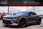 2016 Chevrolet Camaro SS Navi Backup Cam Bluetooth Leather Ventilated Front Seats 20Alloy Rims in Bolton, Ontario