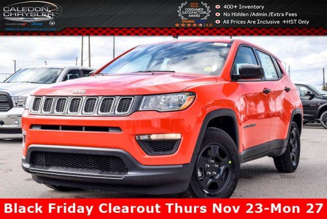2018 JEEP COMPASS Sport in Bolton, Ontario