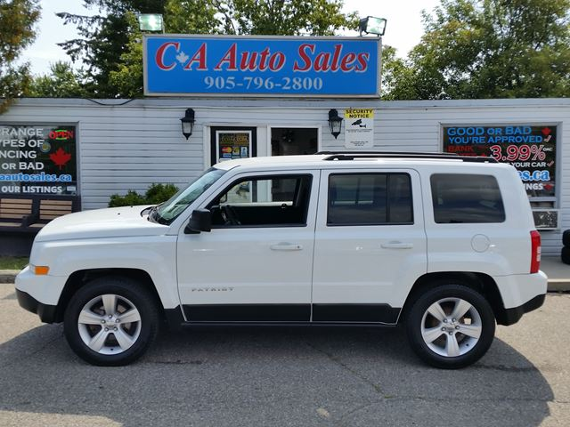 2014 JEEP PATRIOT North in Brampton, Ontario