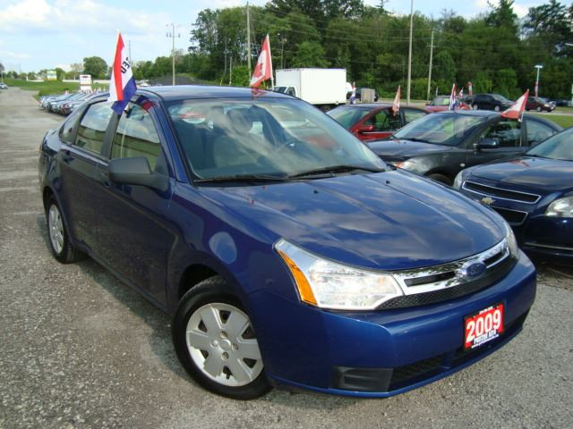 2009 FORD FOCUS S Only 94km Accident Free in Cambridge, Ontario