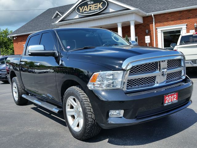 2012 DODGE RAM 1500 Laramie Limited 4x4 in Paris, Ontario