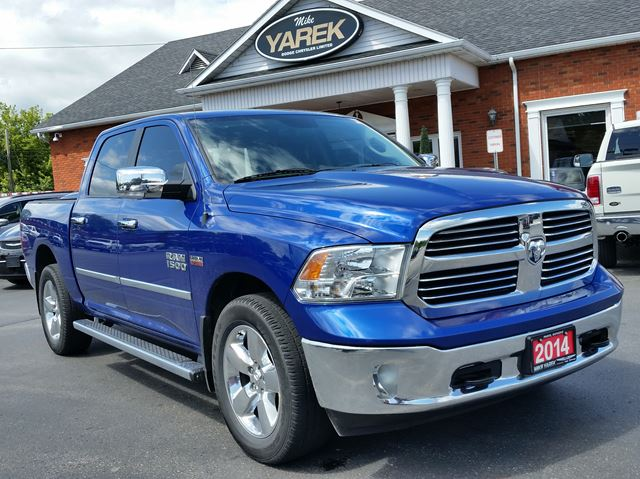 2014 DODGE RAM 1500 Big Horn 4x4 in Paris, Ontario