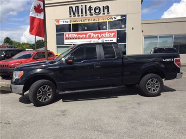 2013 Ford F-150 XLT 4X4 in Milton, Ontario