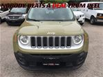 2015 Jeep Renegade Limited**NAV**REMOTE START**HEATED SEATS/WHEEL** in Mississauga, Ontario
