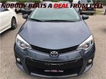 2014 Toyota Corolla S**ROOF**BACK-UP CAM** in Mississauga, Ontario