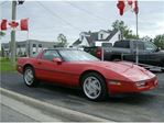1989 Chevrolet Corvette HAVE SOME FUN !!! STRONG RUNNER  !!! in Welland, Ontario