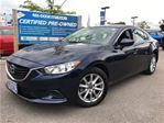 2016 Mazda MAZDA6 GX, POWER FEATURES, BLUETOOTH, HEATED SEATS in Mississauga, Ontario