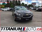 2015 Chevrolet Cruze LT+Camera+Keyless Remote Starter+BlueTooth+My Link in London, Ontario