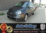 2015 Fiat 500 Lounge *Lthr in Winnipeg, Manitoba