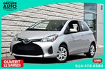2015 Toyota Yaris CE*HATCHBACK*SILVER*1PROPRIO* in Longueuil, Quebec